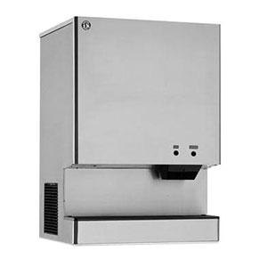Countertop Ice Maker With Storage : ... Countertop Ice Maker and Water Dispenser - 80 lb. Storage Air Cooled