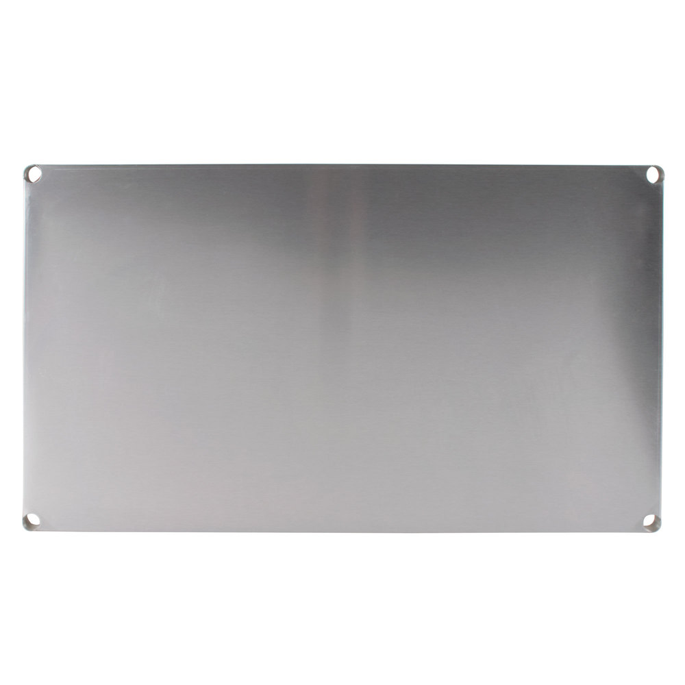 Advance Tabco Sh 2448 24 X 48 Solid Stainless Steel Shelf
