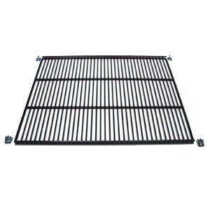 "True 909104 Black Coated Wire Shelf - 30 7/8"" x 14 1/2"""