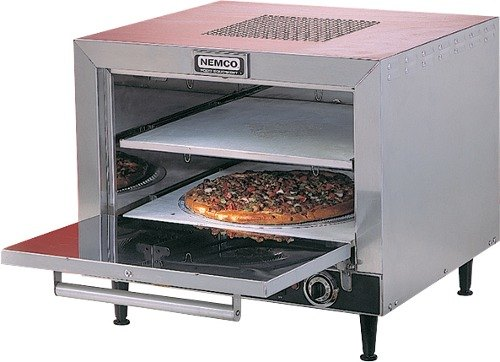 Used Commercial Countertop Pizza Oven : Nemco 6205-240 Countertop Pizza Oven 240V