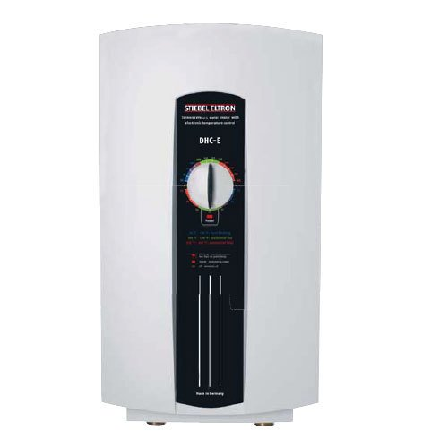 Stiebel Eltron 224201 DHC-E 8/10 Multiple Point-of-Use Tankless Electric Water Heater - 208V, 9.6 kW, 0.37 GPM Main Image 1