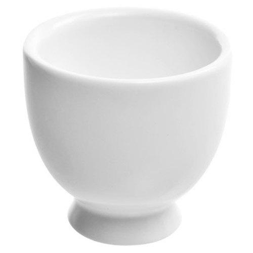 10 Strawberry Street WTR-SAKECUP Whittier 1.5 oz. White Porcelain Sake Cup - 36/Case