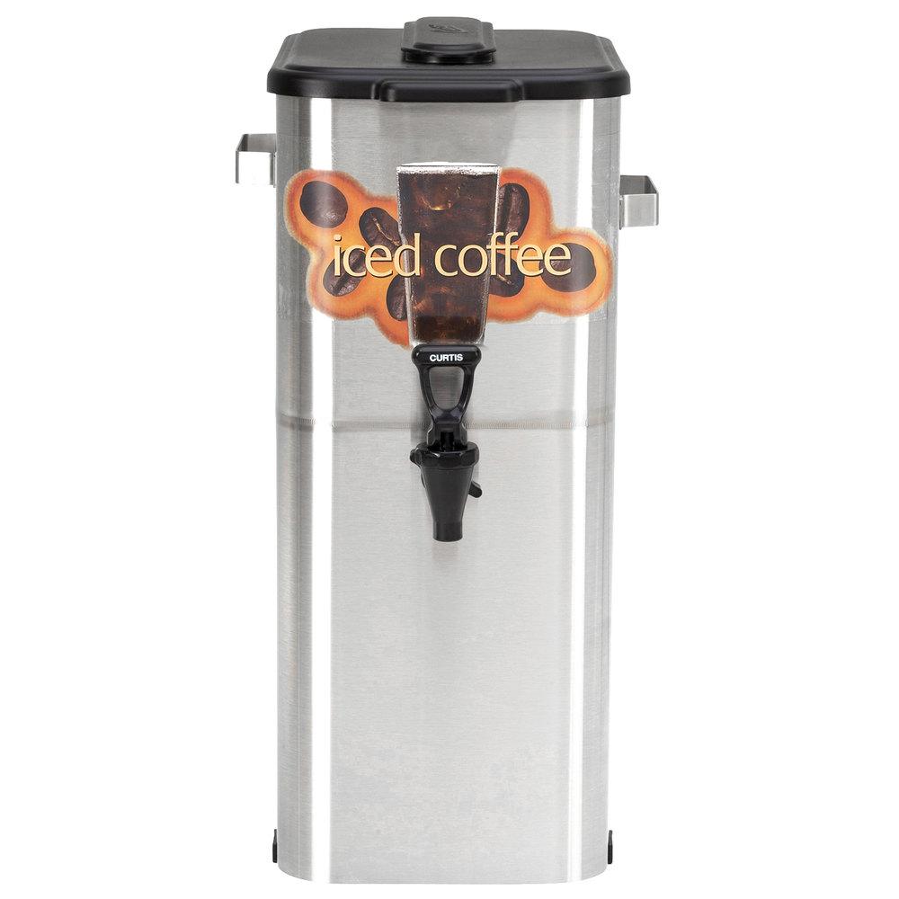 Wilbur Curtis Iced Tea Dispensers | WebstaurantStore