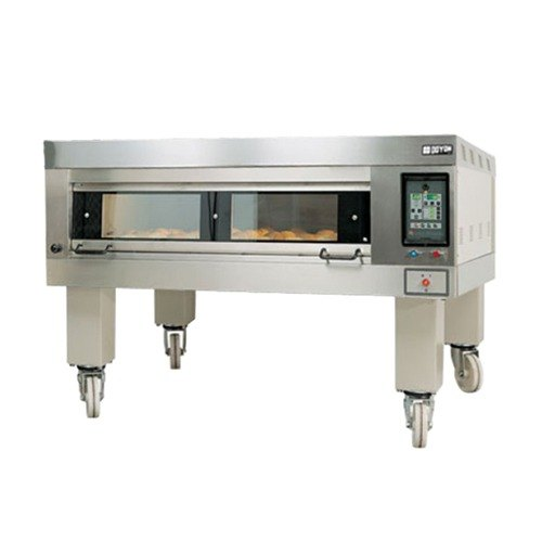 """Doyon 4T1 Artisan 1 Stone Side Load 56"""" Deck Oven - 4 Pan Capacity, 208V, 3 Phase"""