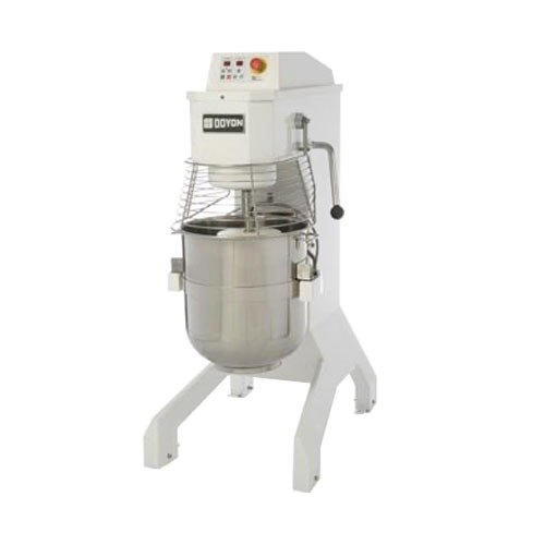 Doyon BTF060H 60 Qt. Commercial Planetary Floor Mixer with Attachment Hub and Guard - 208/240V, 1 Phase, 4 hp
