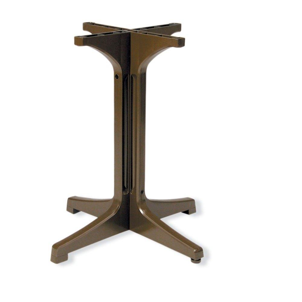 Grosfillex 55631837 Resin Pedestal Outdoor Table Base 1000 ...