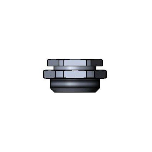 T&S 009002-25 Faucet Package Lock Nut Assembly