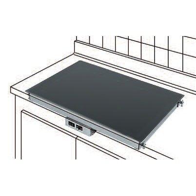 "Hatco GRSBF-24-I Glo-Ray 24"" Built In Heated Shelf Warmer with Flush Top - 550W"