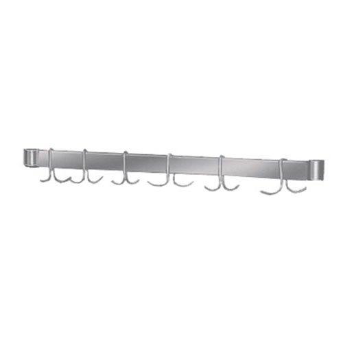 "Advance Tabco AUR-36 Smart Fabrication 36"" Stainless Steel Utensil Rack Main Image 1"