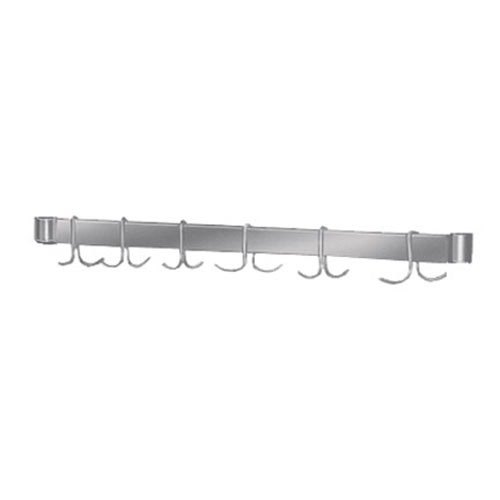 "Advance Tabco AUR-48 Smart Fabrication 48"" Stainless Steel Utensil Rack"
