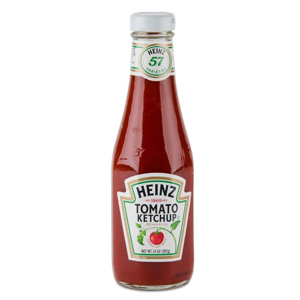 Heinz Ketchup 24 - 14 oz. Bottles / Case