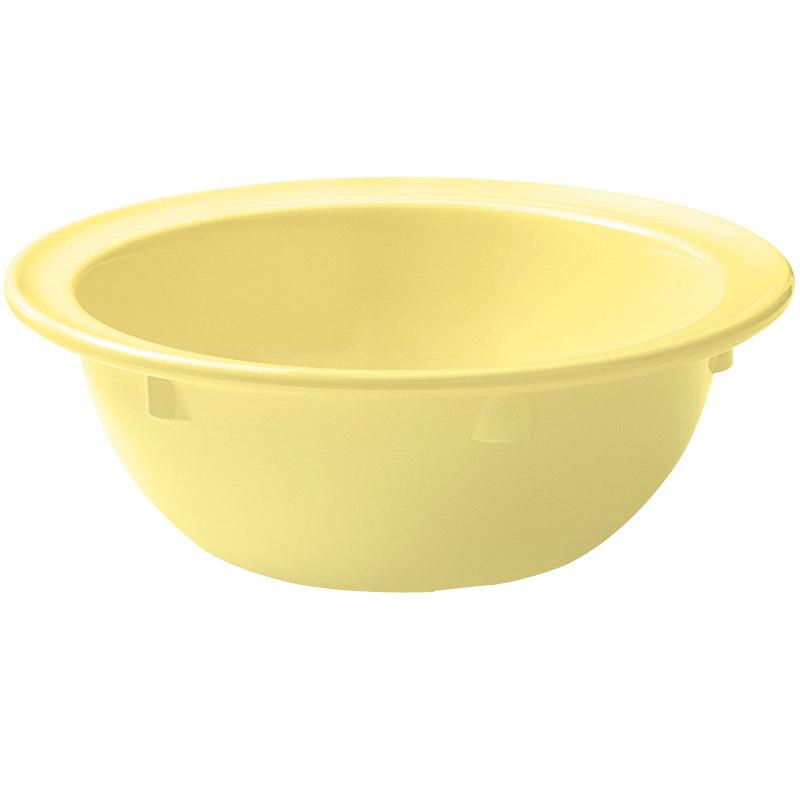 GET DN-313-Y Yellow 13 oz. SuperMel Bowl - 48/Case