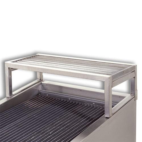Countertop Shelf : Bakers Pride Overhead Back Shelf for XX-6 Countertop Charbroiler