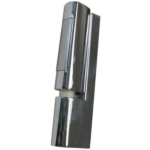 "Kason® 11247000004 6 3/8"" x 1 1/8"" Reversible Cam Lift Hinge with Adjustable Offset Main Image 1"