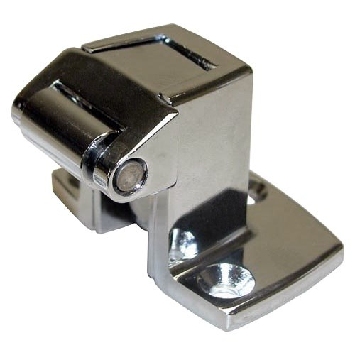 """Component Hardware W19-Y002 Equivalent Door Strike with Flush to 1/4"""" Adjustable Offset Main Image 1"""