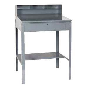 "Winholt RDSWN-4 32 1/2"" Stationary Receiving Desk Main Image 1"