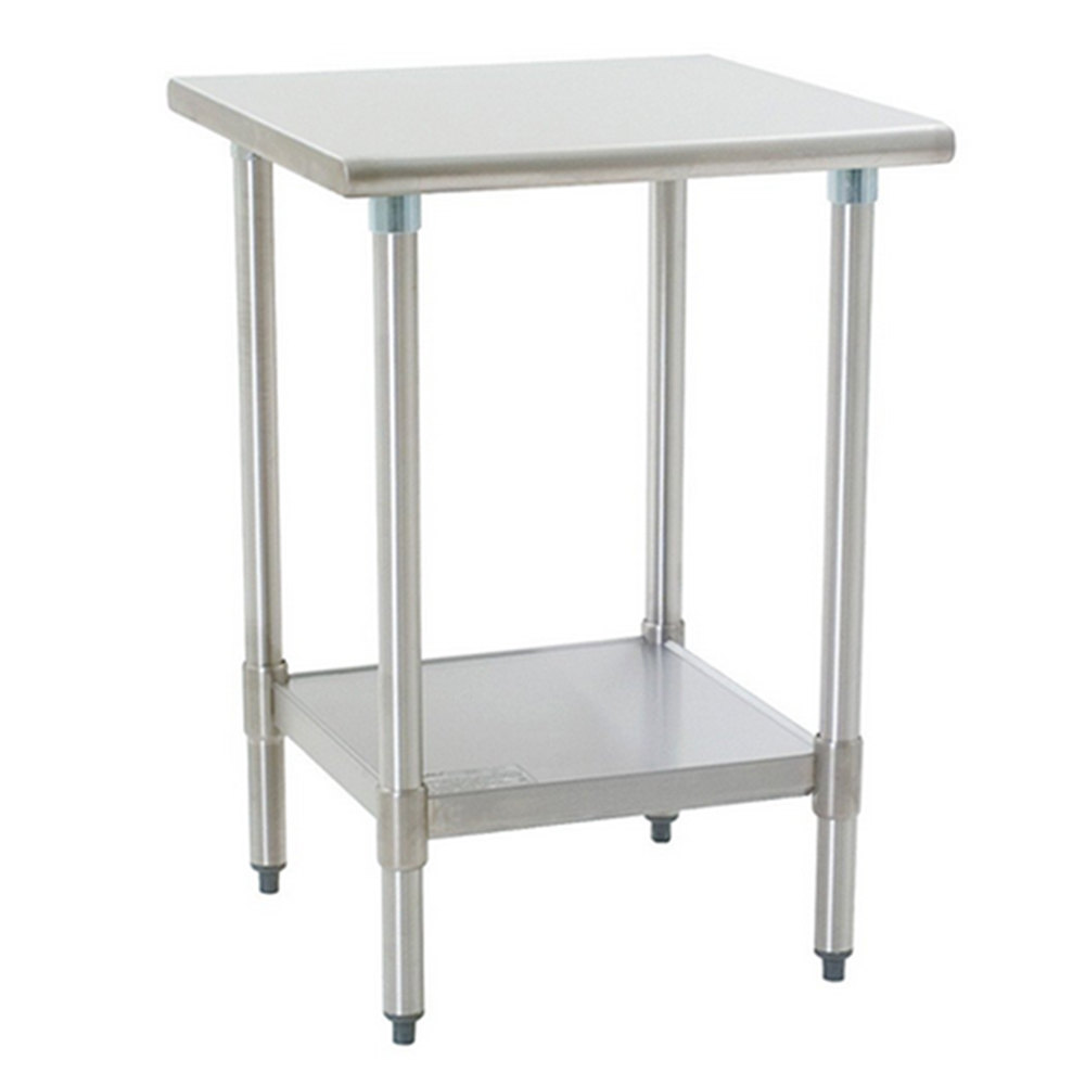 Eagle Group T2424seb 24 X 24 Stainless Steel Deluxe Work