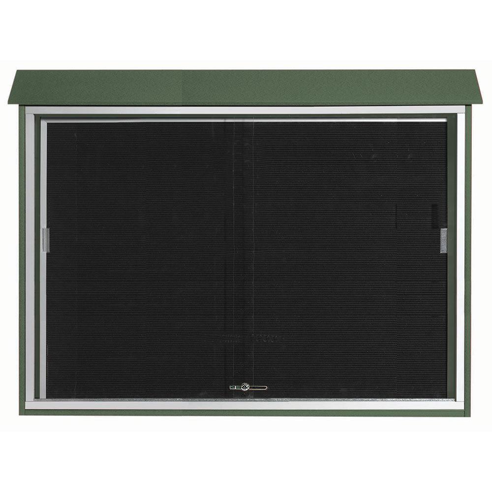 Aarco Plds4052l 4 40 X 52 Green Outdoor Plastic Lumber