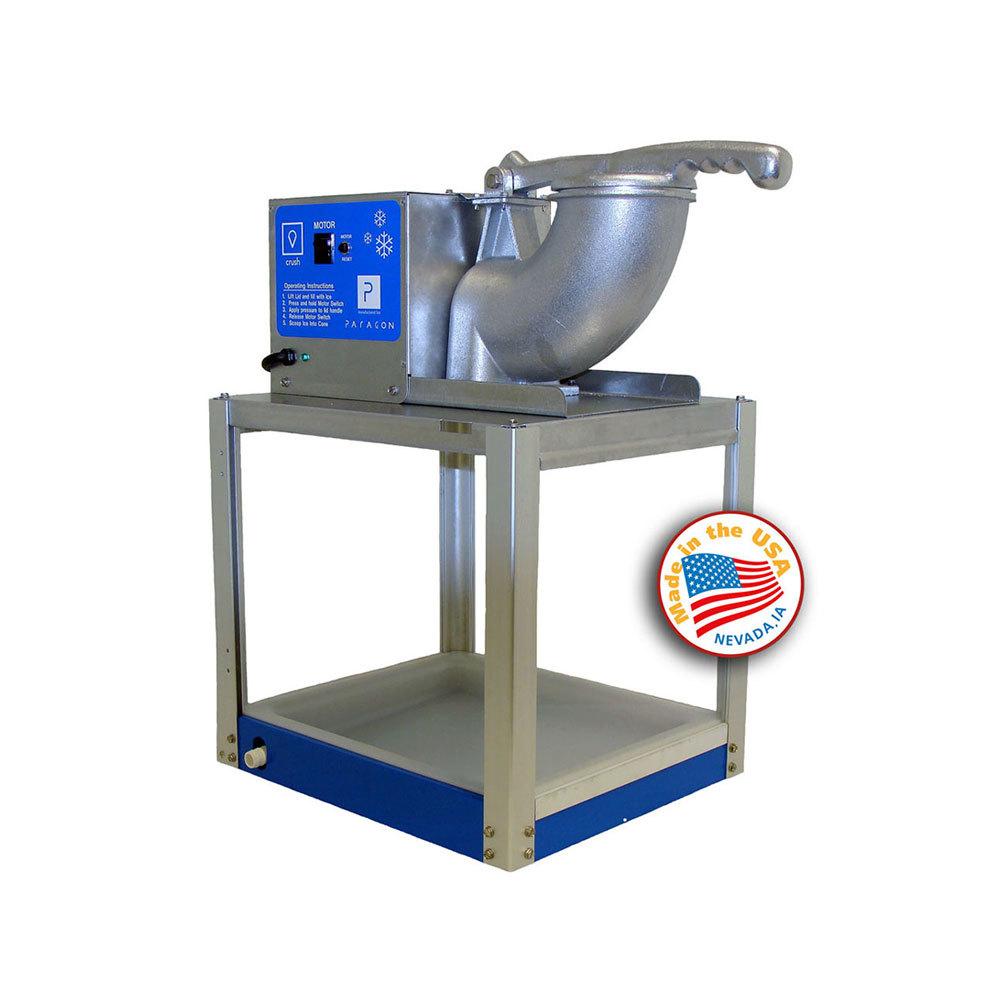 Industrial Kitchen Equipment Rental: Paragon 6133300 Simply-A-Blast Snow Cone Machine