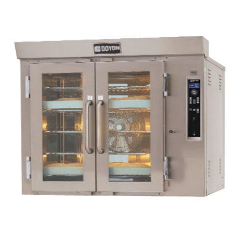 Doyon JA6SL Jet Air Single Deck Side Load Electric Bakery Convection Oven - 240V, 10.8 kW