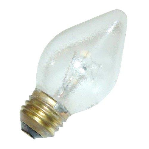 """4"""" x 2"""" Shatterproof Light Bulb - 240V, 60W"""