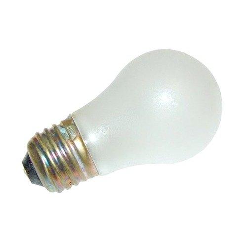 "Hatco 02-30-049 Equivalent 3 1/4"" x 2"" Shatterproof Light Bulb - 130V, 40W"