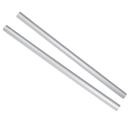 """ProTeam 105693 59"""" Two Piece Friction Fit Aluminum Sidewinder Straight Wand - 1 1/2"""" Diameter"""