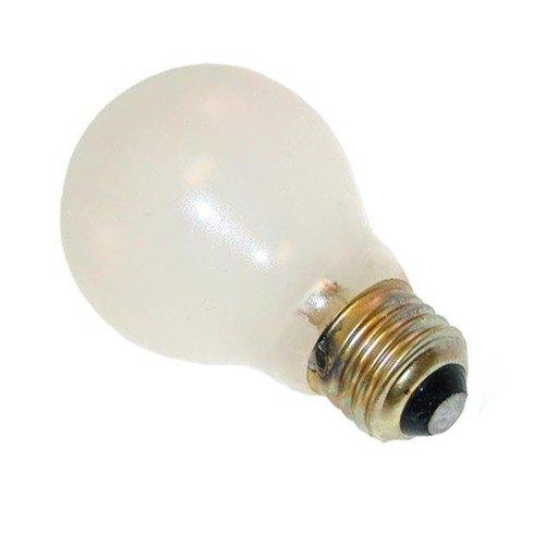 "All Points 38-1483 4"" x 2 3/8"" Shatterproof Light Bulb - 120V, 60W"