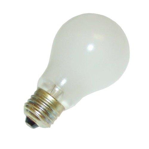 "All Points 38-1465 4"" x 2 1/2"" Shatterproof Light Bulb - 130V, 60W"