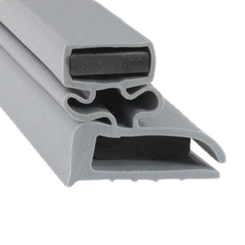 """Randell IN-GSK161 Equivalent Magnetic Door Gasket - 21 1/4"""" x 24 1/8"""" Main Image 1"""