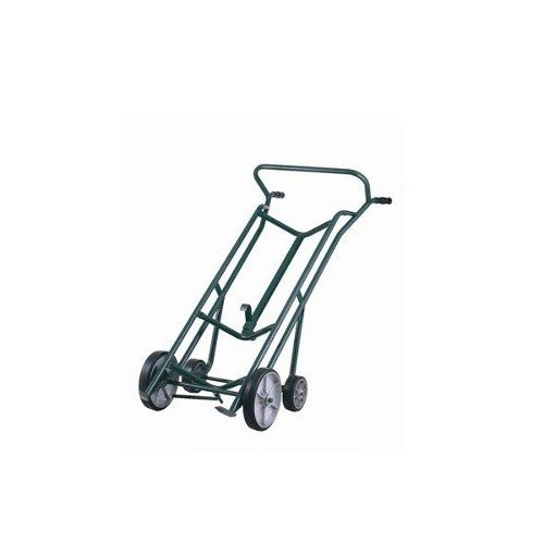 Harper 9268-63 1000 lb. Drum Truck with Mold-On Rubber Wheels