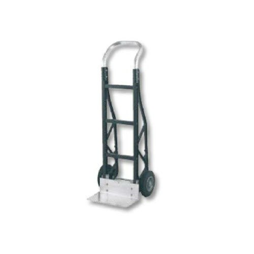 """Harper N2CU85 N-Series Continuous Handle 300 lb. Composite Hand Truck with 8"""" x 2"""" Solid Rubber Wheels"""