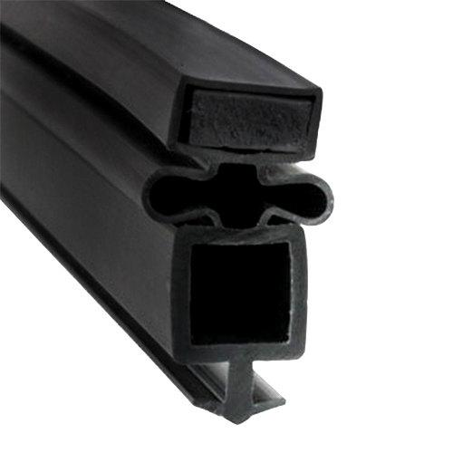 """True 810803 Equivalent Magnetic Door Gasket - 25 3/4"""" x 54 1/8"""""""
