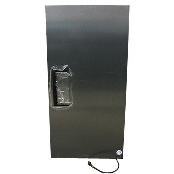"""True 912796 Stainless Steel Right Hinged Door Assembly - 26 3/4"""" x 54 1/4"""" Main Image 1"""