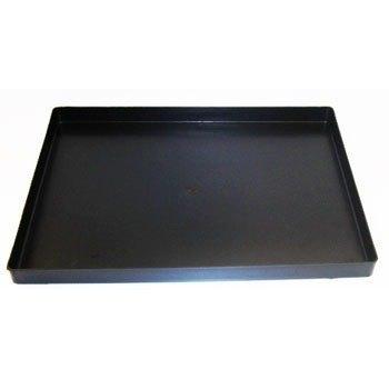 "True 810583 10 3/4"" Plastic Condensate Drain Pan Main Image 1"