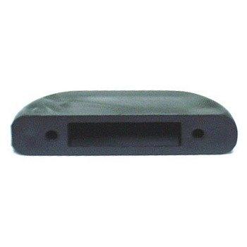 """True 830108 Black 2 3/4"""" Plastic Lid Handle"""