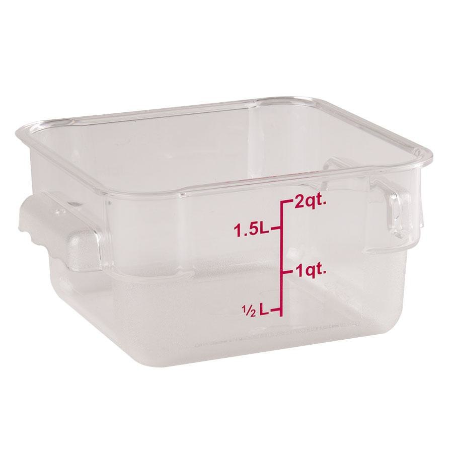 clear storage containers sterilite 19889804 70 quart 66 liter ultra latch box clear with a. Black Bedroom Furniture Sets. Home Design Ideas
