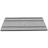 True 909096 White Coated Wire Shelf with Shelf Clips - 17 5/8 inch x 17 1/2 inch
