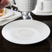Chef & Sommelier S0433 Satinique 6 3/8 inch Saucer by Arc Cardinal - 24/Case