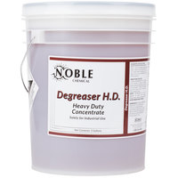 Noble Chemical 5 Gallon / 640 oz. Heavy Duty Degreaser