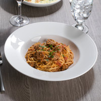 Chef & Sommelier S0109 Embassy 20 oz. White Pasta Bowl by Arc Cardinal - 12/Case