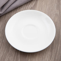 Chef & Sommelier S0131 Embassy 4 3/4 inch White A/D Saucer by Arc Cardinal - 24/Case