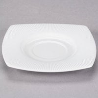 Cardinal Chef & Sommelier S0541 Ginseng 6 inch Square Saucer - 24/Case