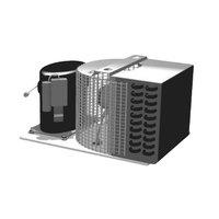 True 874592 1/4 hp Condensing Unit
