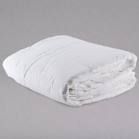 100% Cotton Hotel King-Size Duvet Insert with Micro Gel Polyester   - 5/Case