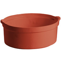 Tablecraft CW3000CP 3.5 Qt. Copper Shell Casserole Dish