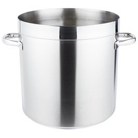 Vollrath 3109 Centurion 38 Qt. Stainless Steel Stock Pot