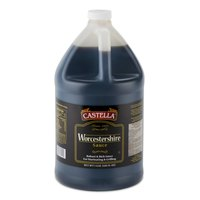 Castella 1 Gallon Worcestershire Sauce - 4/Case