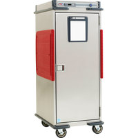 Metro C5T9-DSL C5 T-Series Transport Armour Full Size Heavy Duty Heated Holding Cabinet with Digital Controls 120V