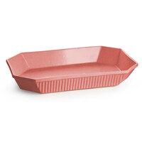 Tablecraft CW2020GG 13 Qt. Ginger Cast Aluminum Octagon Casserole Dish